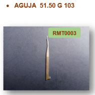 AGUJA 51 50 G 103
