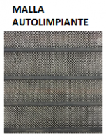 """MALLA AUTOLIMPIANTE A1/2"""" CL5,0MM A2,20X1,27L"""