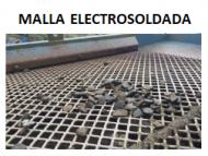 "MALLA ELECTROSOLDADA A 1/2"" CAL1/4 L1,27M A1,94M"