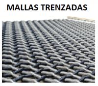 MALLA TRENZADA A 4MMX5CM CL 3,06 1,83AX1,83